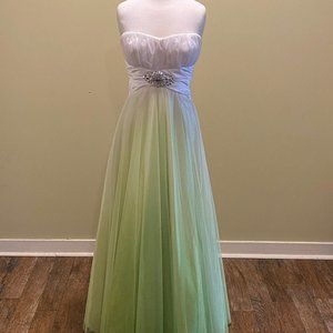 B Darlin Formal Dress Size 7/8